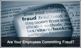 Are Your Customers Committing Fraud